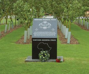 Northern Rhodesia Police Memorial National Arboretum