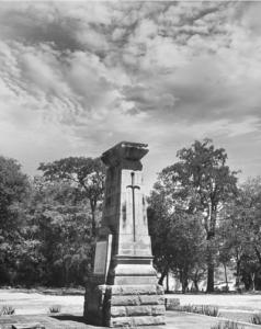 Victoria Falls Cenotaph