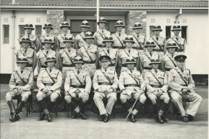 Squad 13 of 1956 Pass Out