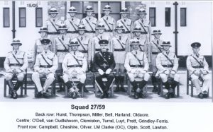 Squad 27 of 1959
