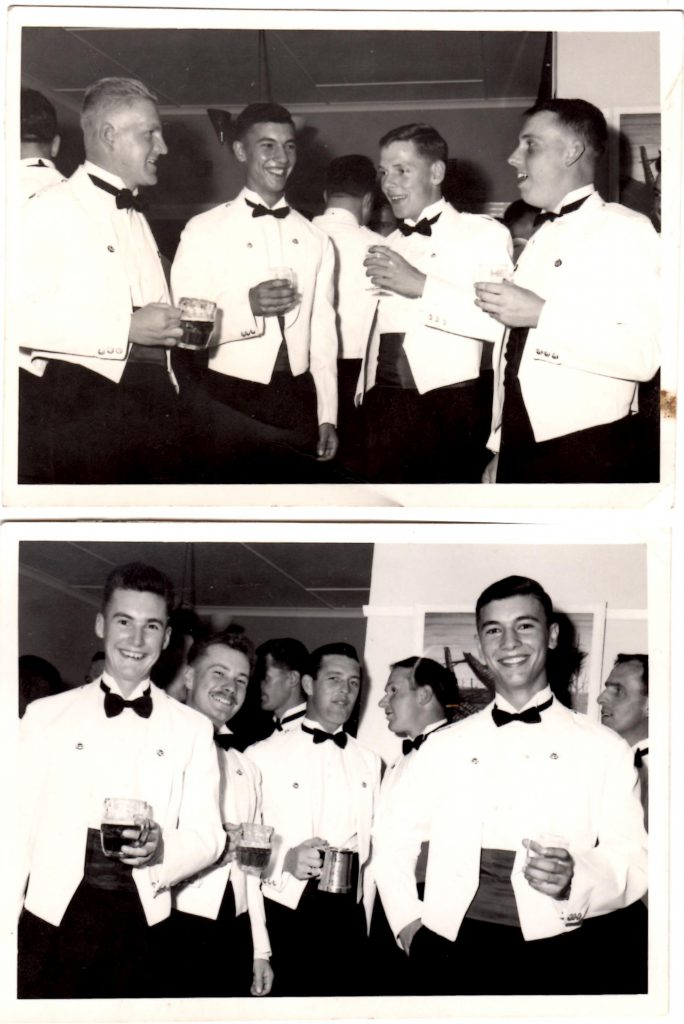 Title Squad 9/63 Mess Dinner