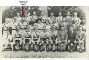 Southern Province/Livingstone District Staff '62/'63
