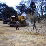 Chief Chikwa – Mobile Unit encampment