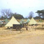 Mobile Unit camp – Chief Chikwa (Luangwa) Lumpa Campaign 1964