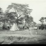 Cold morning in Namwala – escorting President Kaunda – 1965/66(A! platoon camp)