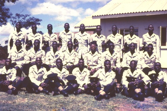 Some of the recruits - 1967