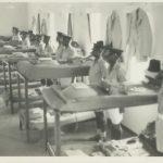 Recruit Barrack Room – ZP Mobile Unit Training Wing – Kammfinsa – Circa 1967